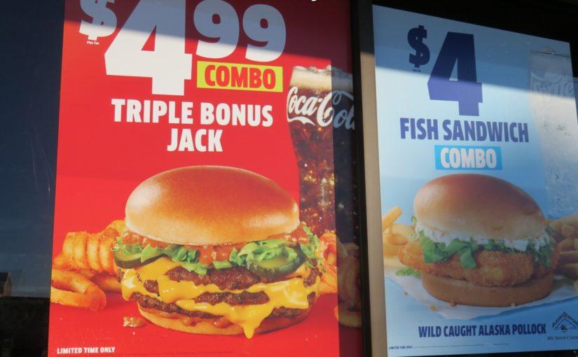 美国快餐店点评:麦当劳、肯德基及其他
