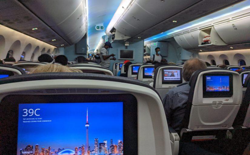 美联航+加航 圣迭戈-旧金山-温哥华-多伦多 三日之旅