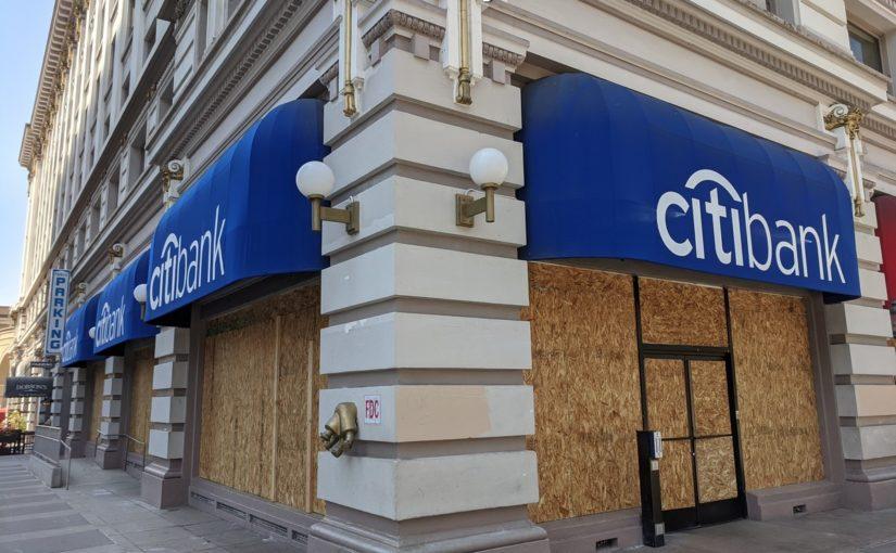 美国暴动 圣迭戈商家订木板自保