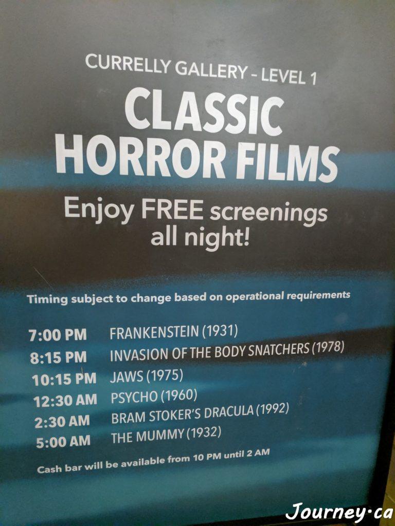 ROM Classic Horror Films
