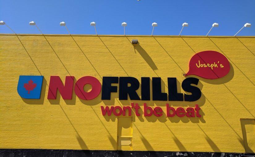 No Frills Supermarkets