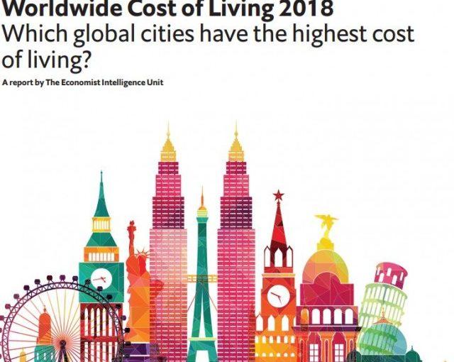 经济学人:2018多伦多生活成本比拉美城市还低
