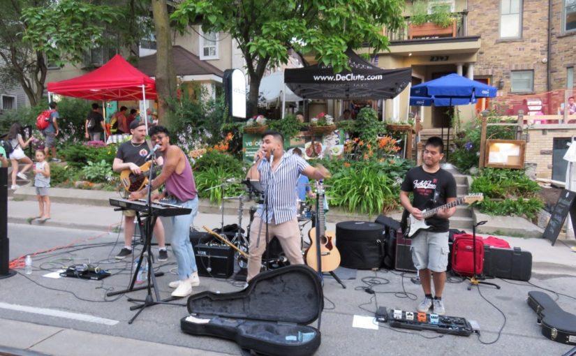 Toronto Beaches Jazz Festival – StreetFest多伦多沙滩国际爵士音乐节-街头盛会