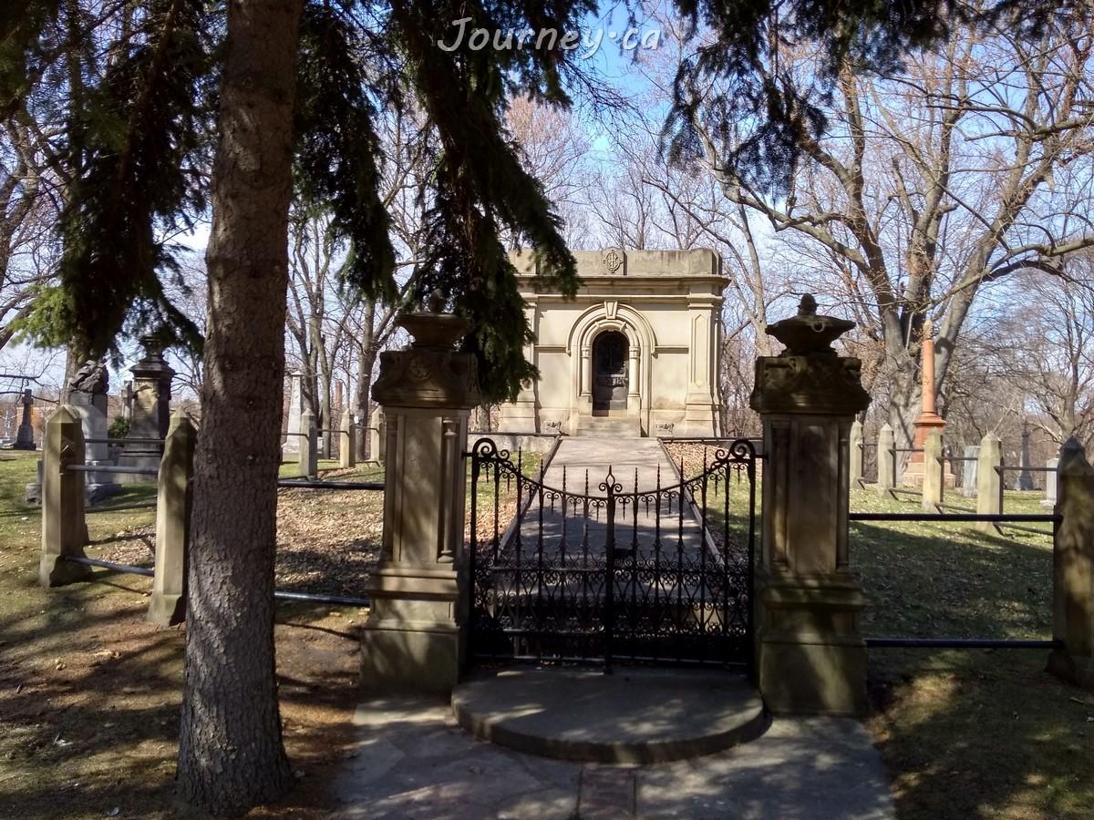 Mausoleum of James Austin
