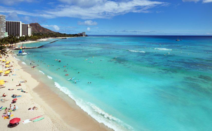 Moana Surfrider, A Westin Resort & Spa, Waikiki Beach威基基海滩莫阿娜冲浪者威斯汀水疗度假酒店