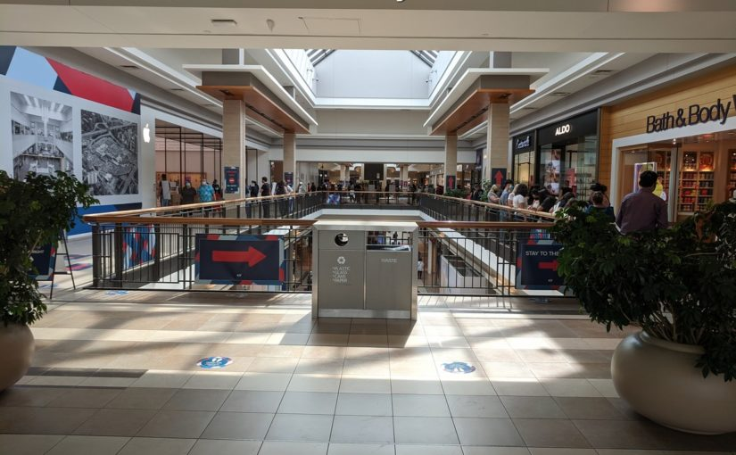 Fairview Mall Now Fully Open
